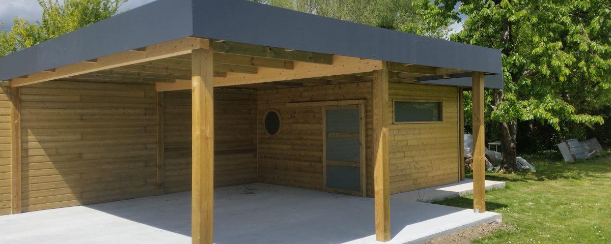 carport bois et abri jardin bois secteur villeneuve d 39 ascq lillewood conception. Black Bedroom Furniture Sets. Home Design Ideas