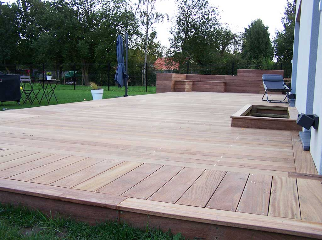 cr ation terrasse bois lille en ip 59 wood On conception terrasse