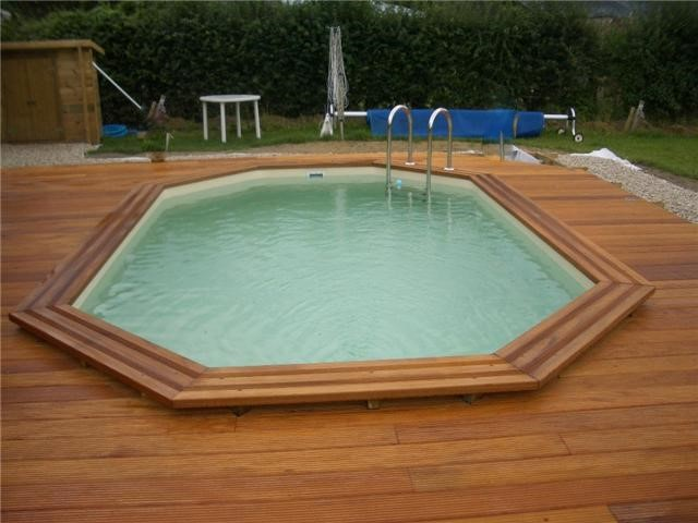 Terrasse bois valenciennes for Piscine orchies