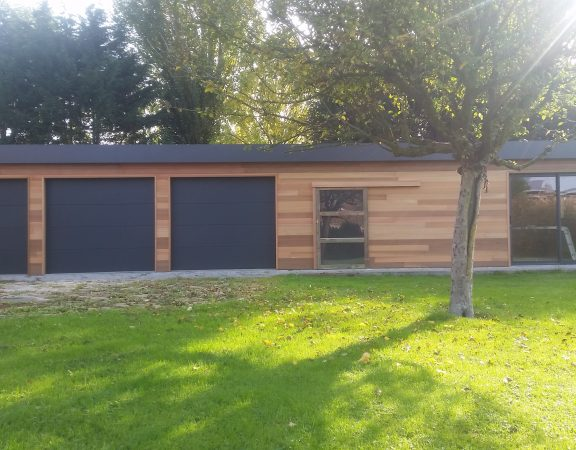 Carport bois et abri jardin bois secteur villeneuve d 39 ascq lillewood conception - Abris de jardin loi lille ...