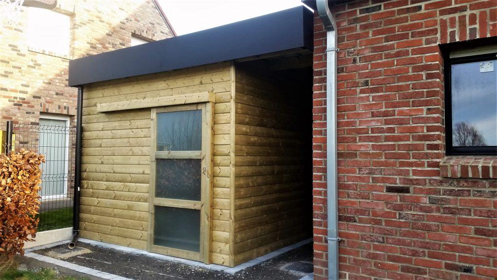 carport en bois sur mesures secteur templeuve bourghelles genech 59wood conception. Black Bedroom Furniture Sets. Home Design Ideas